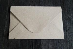 DIY konvolut