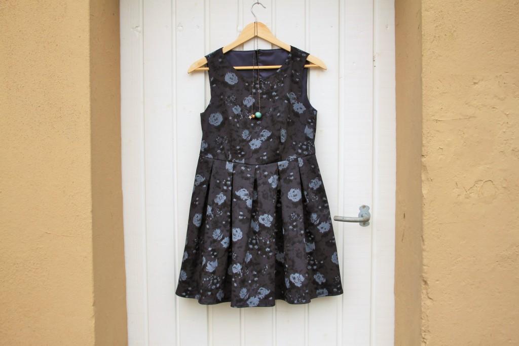 Nytårs 50'er kjole